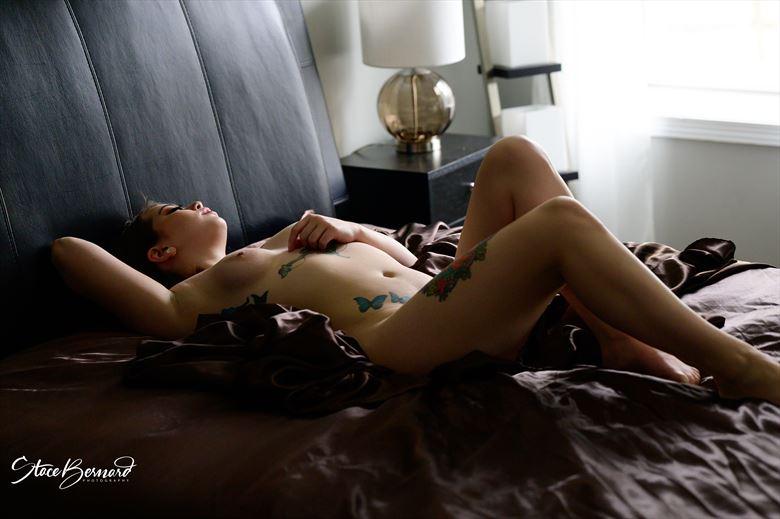 artistic nude tattoos artwork by model wendy byrd