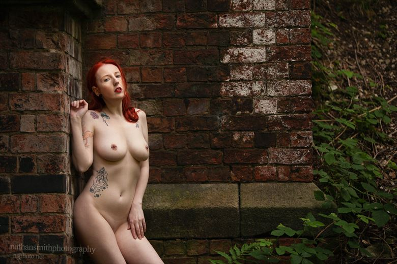 artistic nude tattoos photo by model phoenix model