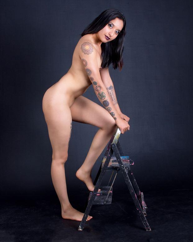 artistic nude tattoos photo by photographer figurephotog