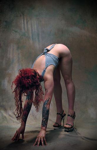 artistic nude tattoos photo by photographer jerzy r%C4%99kas