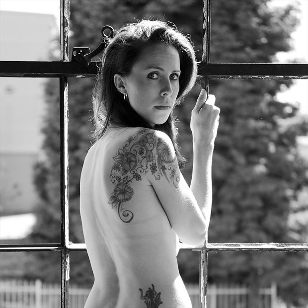 artistic nude tattoos photo by photographer m2lightworks