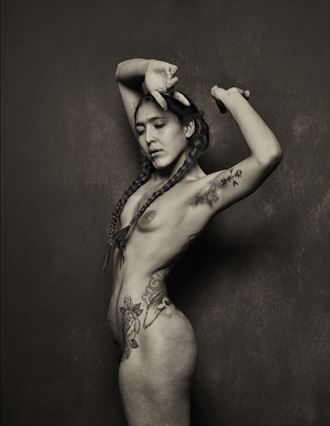 artistic nude tattoos photo by photographer stevelease