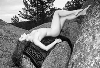 artistic nude vintage style photo by photographer bearcreekphoto