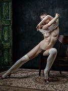 artistic nude vintage style photo by photographer nine80photos