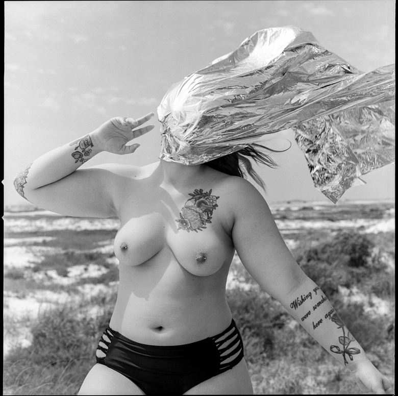 artistic nude vintage style photo by photographer notorious jfp