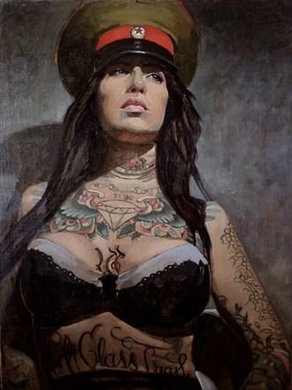 ashley Tattoos Artwork by Artist mrmike