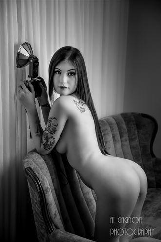 aspiring photographer sensual photo by photographer al gagnon