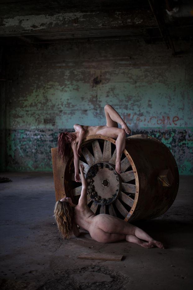 astrid eryn cog artistic nude photo by photographer dpdodson