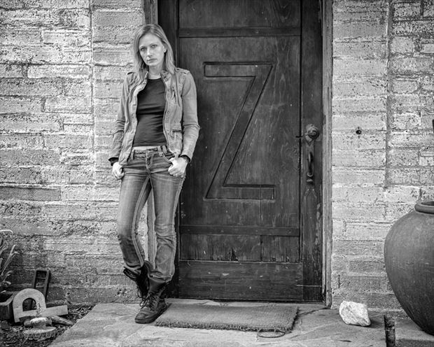 at the door natural light photo by photographer aspiring imagery