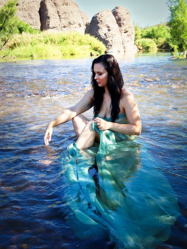 at the river lingerie photo by photographer dan stone photo