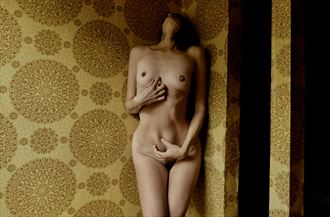 at your fingertips artistic nude photo by model nelenu