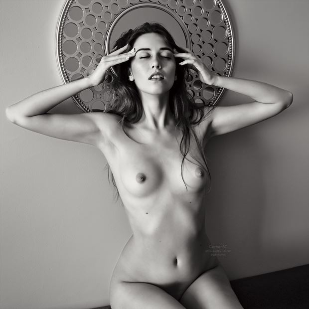 aureola artistic nude photo by photographer germansc