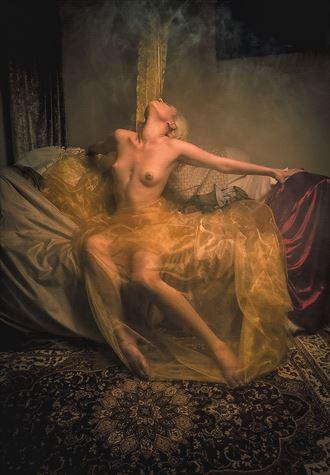 awakening artistic nude artwork by photographer paul archer