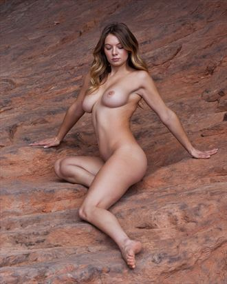 award winning kayla artistic nude photo by photographer eric212