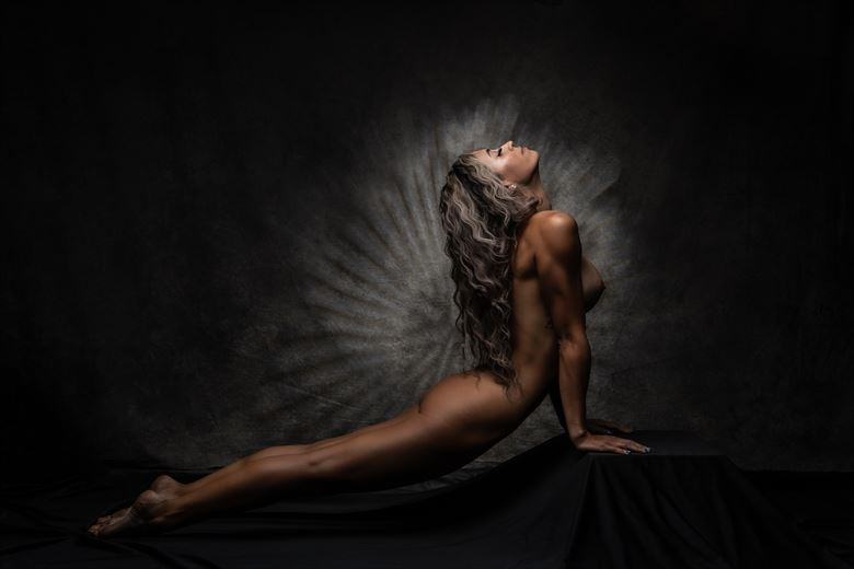 axel artistic nude photo by photographer eric upside brown