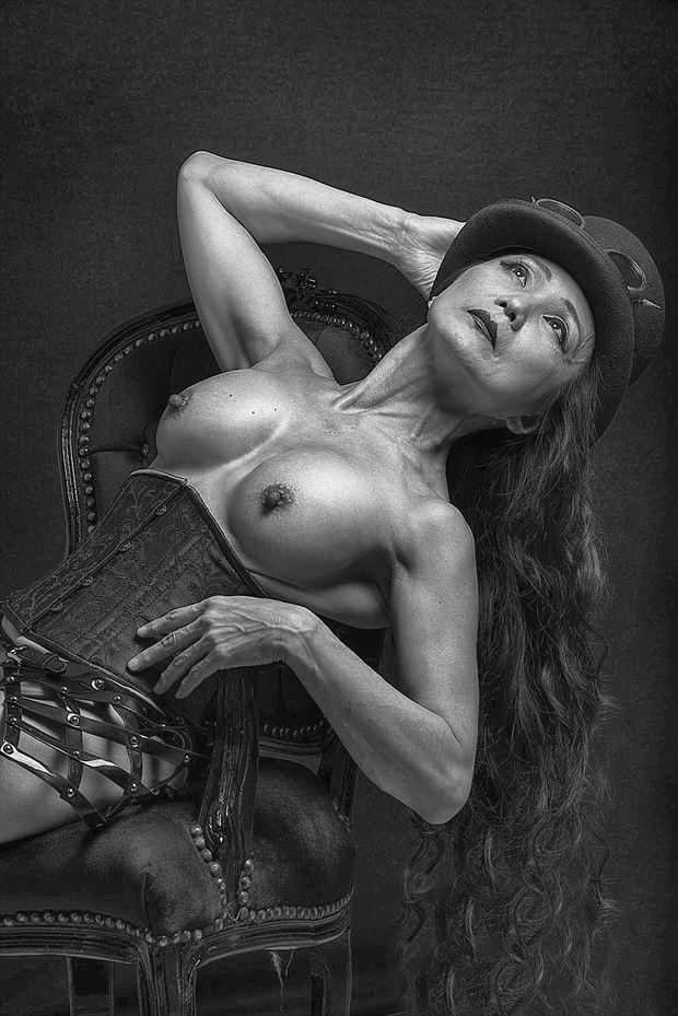aya steampunk glamour photo by photographer glossypinklipstick