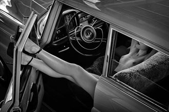 baby you can drive my car artistic nude artwork by photographer aperture22