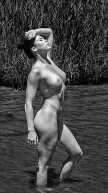back in the bay artistic nude photo by photographer rick jolson