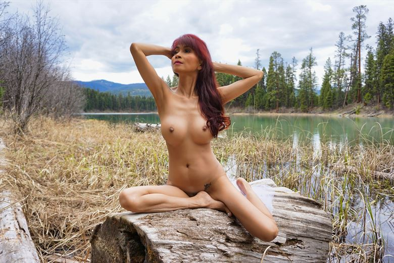 back to nature artistic nude photo by photographer danwynnephotography