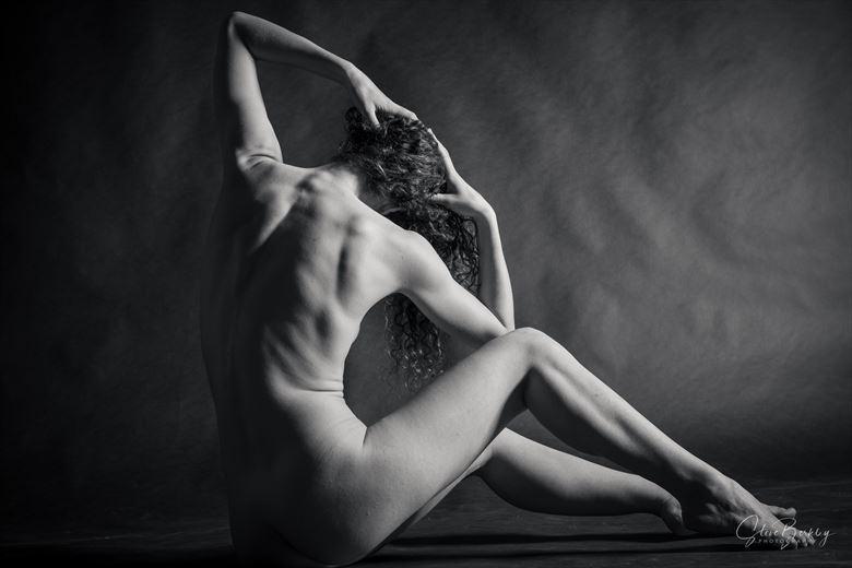 backlight ii figure study photo by photographer steve berkley