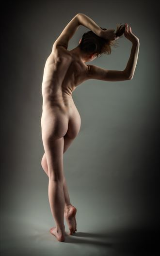 backs are so underrated artistic nude photo by photographer rick jolson