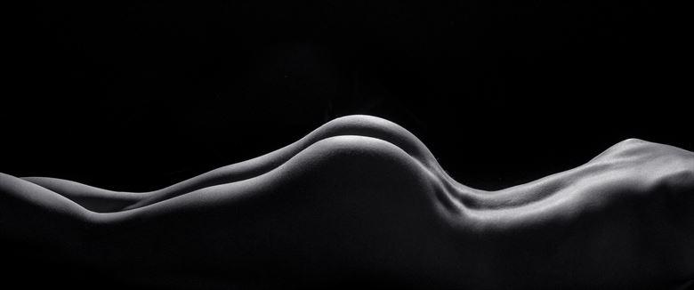 backscape artistic nude photo by photographer artytea