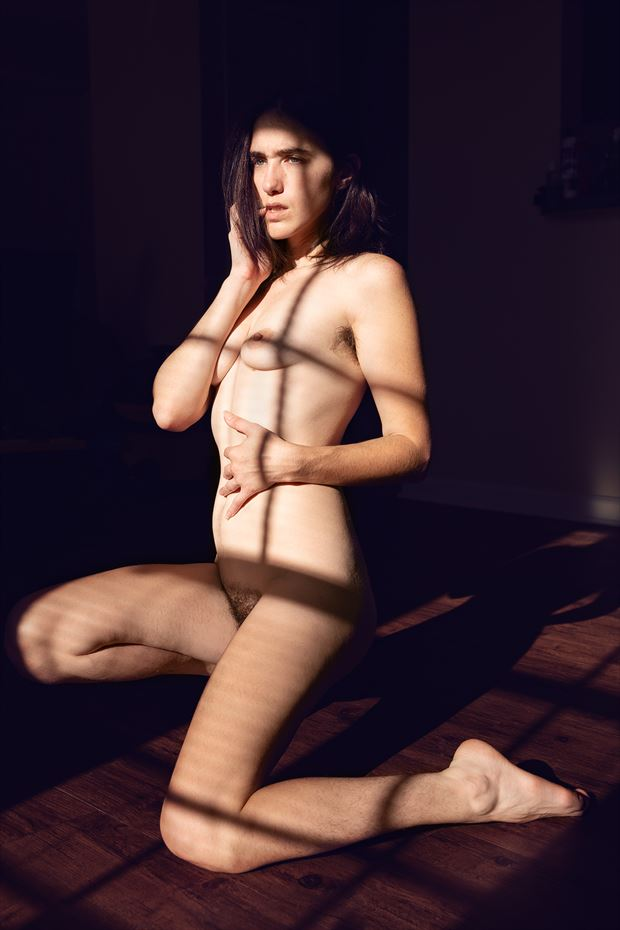 bad ass wife artistic nude photo by photographer mynameisaldus