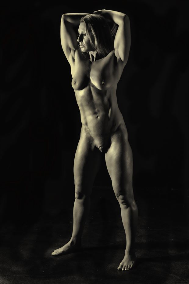 bailey artistic nude photo by photographer dpaphoto