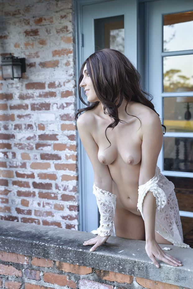 balcony view artistic nude photo by photographer glenndcp