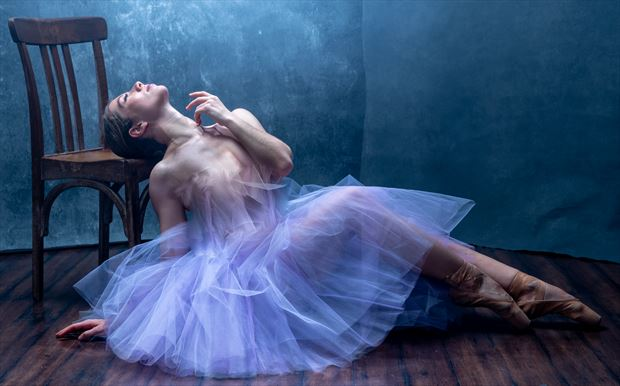 ballerina 12 studio lighting photo by photographer evan
