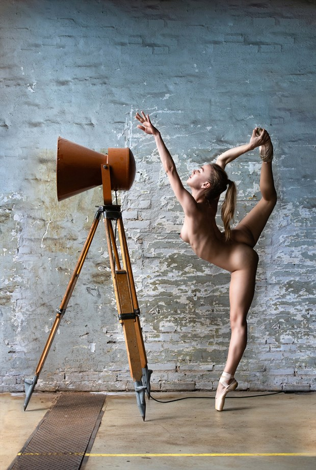 ballerina artistic nude photo by photographer jj71photography