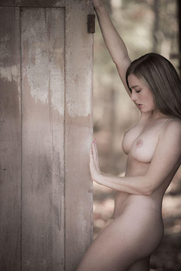 barn door series artistic nude photo by photographer northlight
