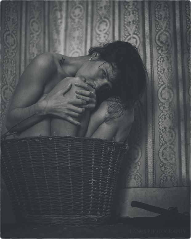 basket case implied nude photo by photographer lanes photography
