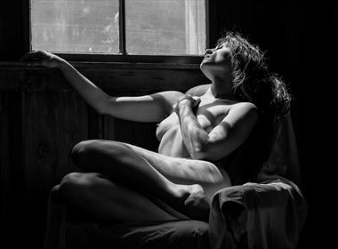 basking in the sunlight artistic nude photo by photographer gpstack