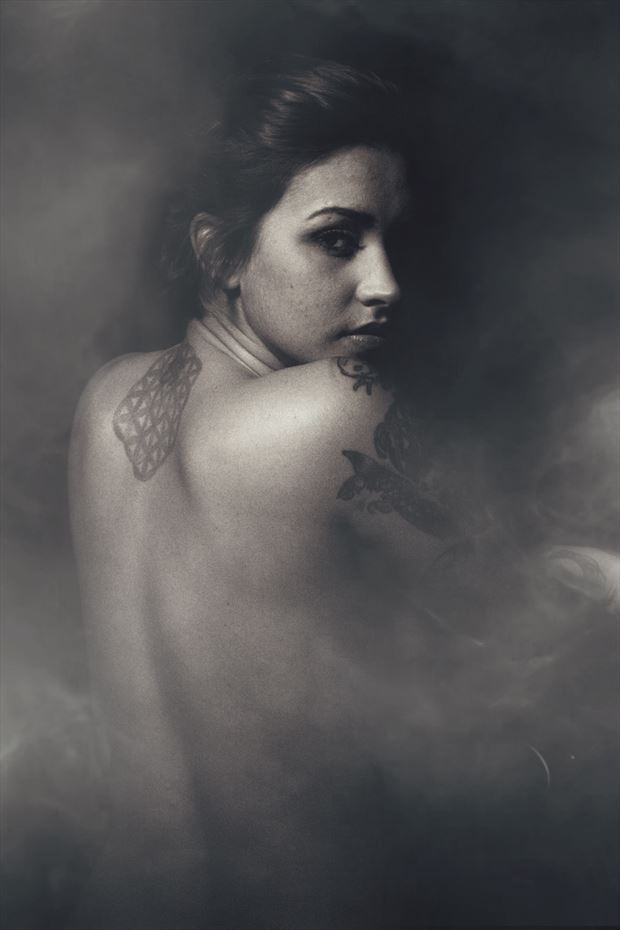 bathed in dreams ashlee artistic nude photo by photographer porcelain images