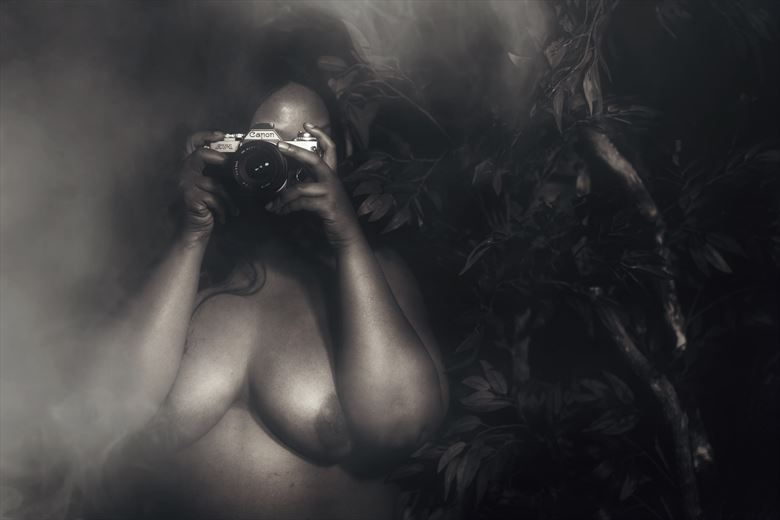 bathed in dreams eva artistic nude photo by photographer porcelain images