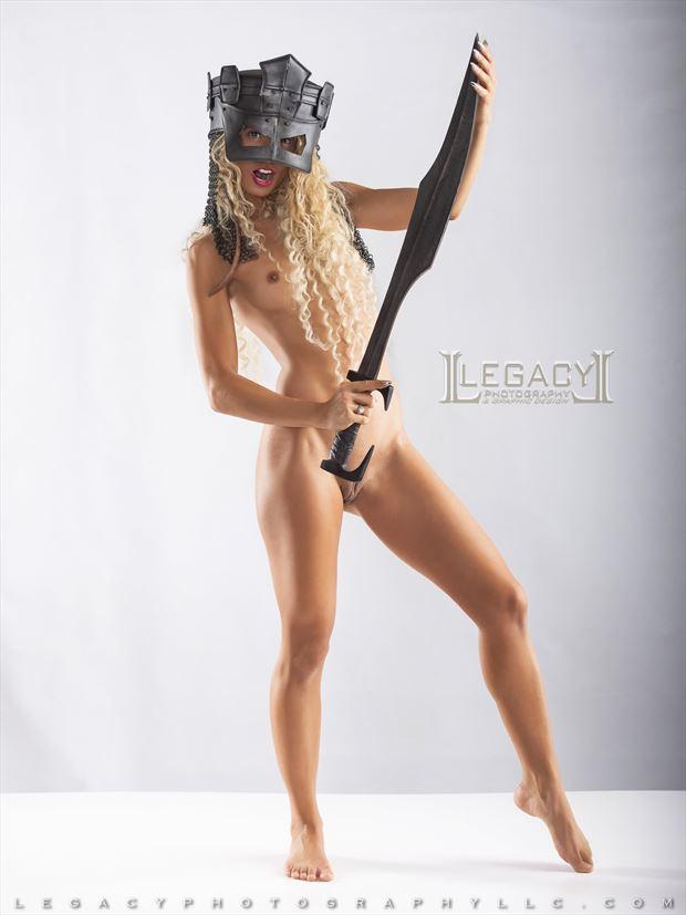battle tested artistic nude photo by photographer legacyphotographyllc