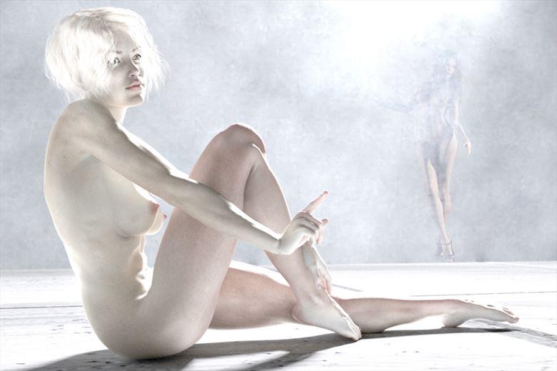 be careful artistic nude artwork by artist derbuettner