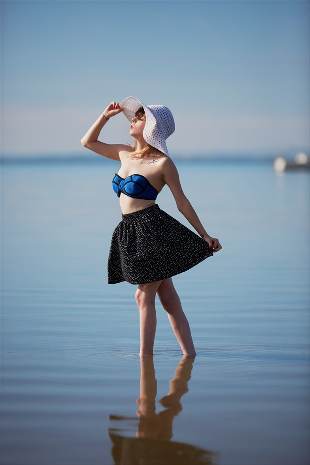 beach fairy  Fashion Photo by Model TheaRosee