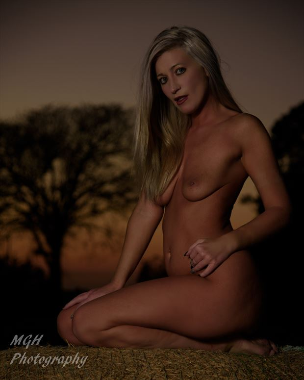 beauty at sunset erotic photo by photographer mghphotography
