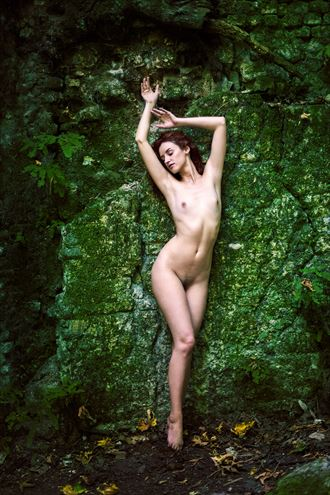 beauty in the wilderness artistic nude photo by photographer jonathan c