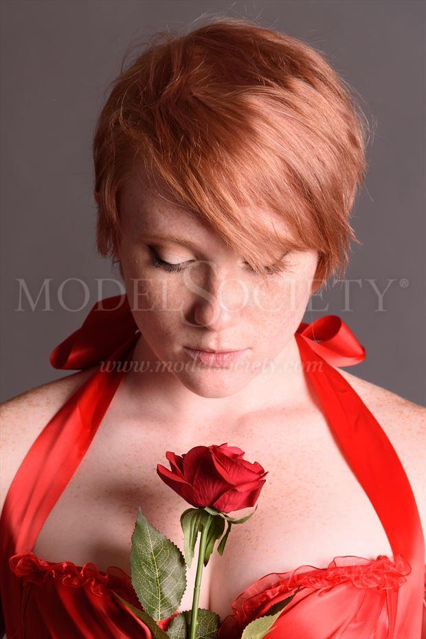 beauty of a rose sensual photo by photographer mghphotography