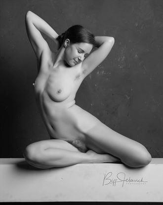 beauty on a shelf artistic nude photo by photographer biffjel