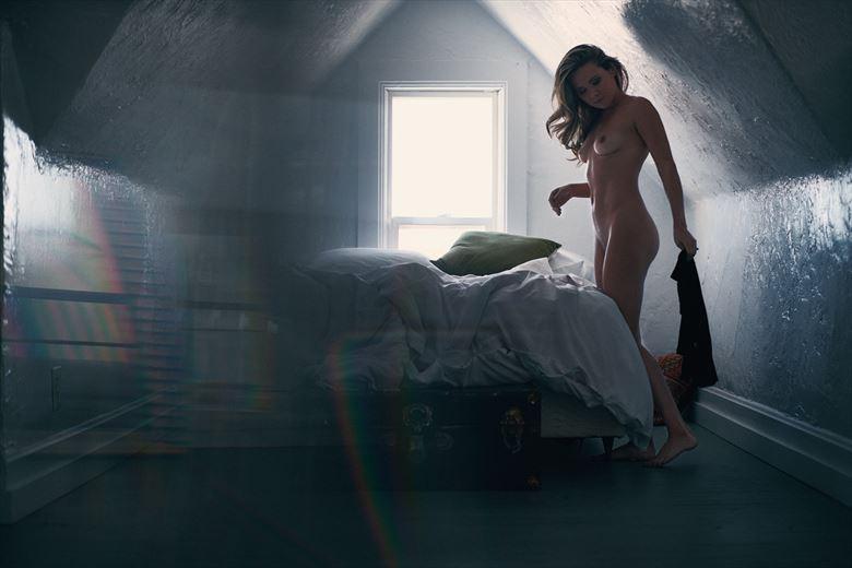 bedtime artistic nude photo by model missmissy