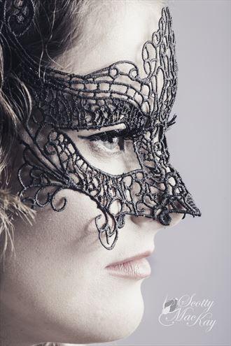 behind my mask fantasy photo by photographer scottymac