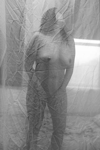behind the curtain artistic nude photo by photographer joncpics2
