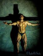 ben crucified bikini photo by photographer thomasnak