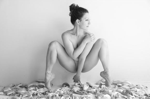 bent artistic nude photo by model priminaballerina