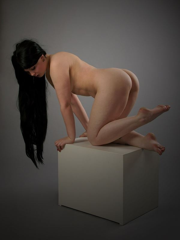berlinda artistic nude photo by photographer anders bildmakare