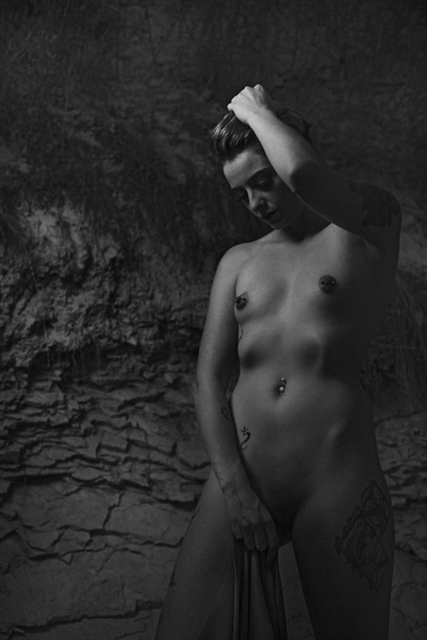 beth at pawnee buttes artistic nude photo by photographer shutter shutter